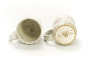 画像3: 岡美希「アニマルマグカップ(ハートとリス)」