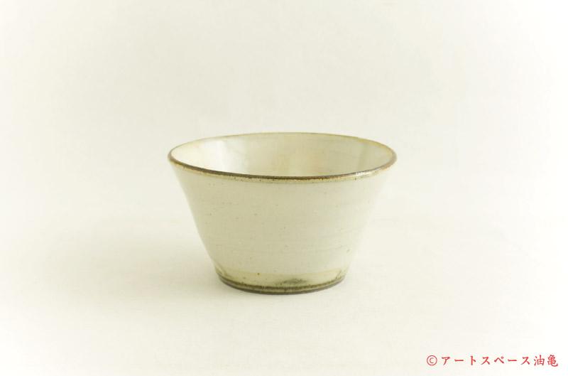 寺村光輔「粉引 深小鉢」