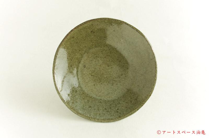 寺村光輔「長石釉 取り皿」