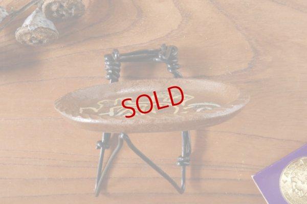 画像3: 工房いろは「楕円の豆皿」