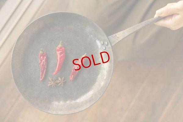 画像1: あけがね工作研究所×油亀オリジナル フライパン「frying-pan(フライパン)浅型」