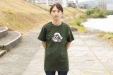 カレーちゃん家 カレー大好きガールTee(KHAKI)【レターパック対応商品】