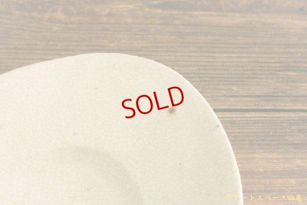 画像3: 林拓児「貫入 楕円皿 中」
