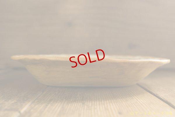 画像4: 工房いろは 楕円リム皿(大)