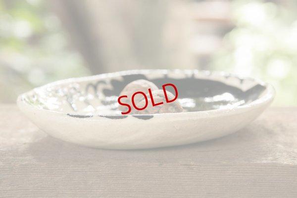 画像4: 増田光 白黒楕円皿(小)コアラ
