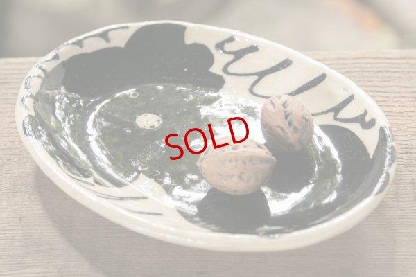 画像3: 増田光 白黒楕円皿(小)コアラ