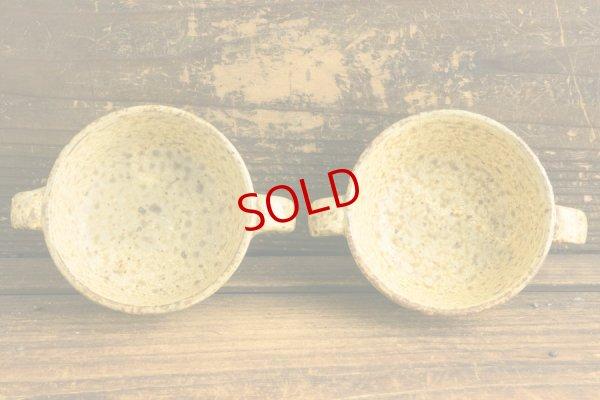 画像4: 馬渡新平「ヒビ粉引 スープ碗4寸」