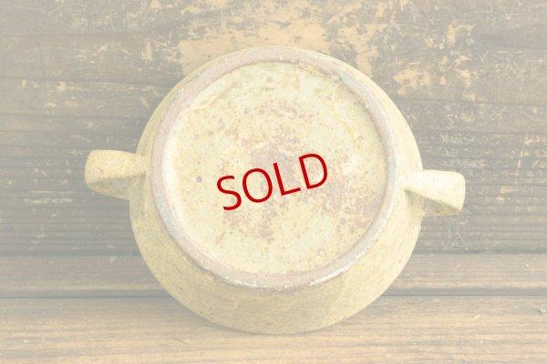 画像5: 馬渡新平「ヒビ粉引 スープ碗4寸」