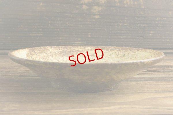 画像3: 馬渡新平「刷毛目 皿5寸」