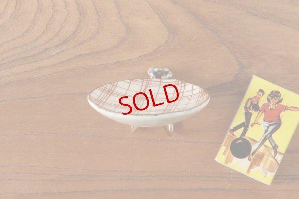画像3: 武者千夏子「赤絵 丸豆皿」
