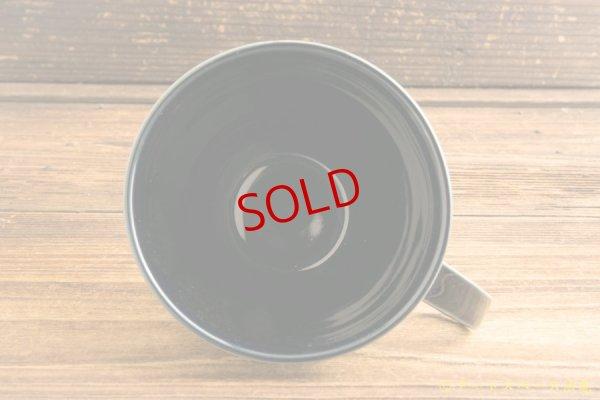 画像3: 小倉夏樹「瑠璃釉 鎬マグカップ」