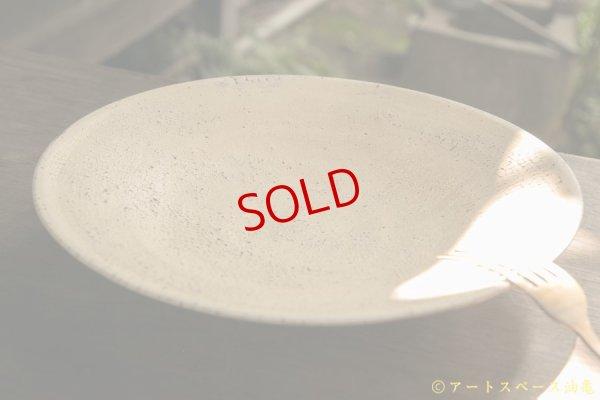 画像1: 大澤哲哉 カレー皿 白
