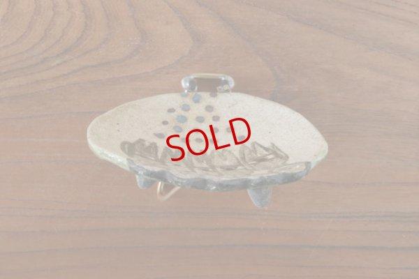 画像3: タナベヨシミ「絵 豆皿」