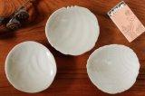 柳忠義「ほりこみ青白磁 豆皿」