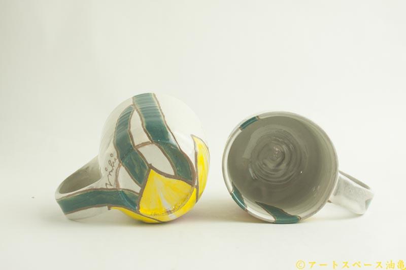 画像3: 岡美希「スイセン マグカップ」
