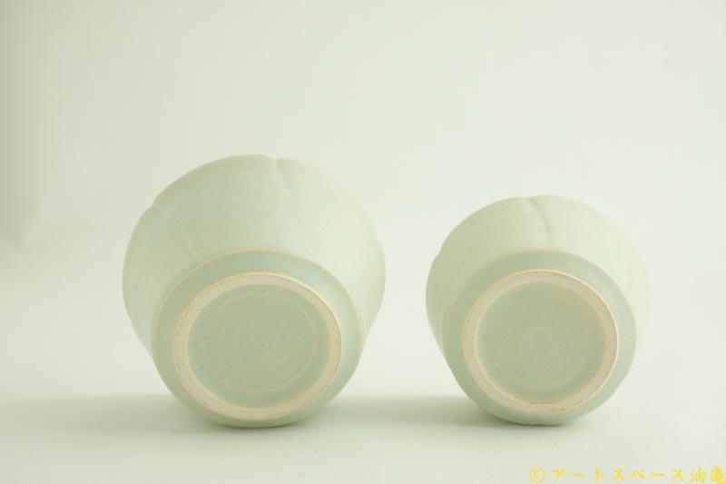 画像3: 江口香澄「白花そば猪口」
