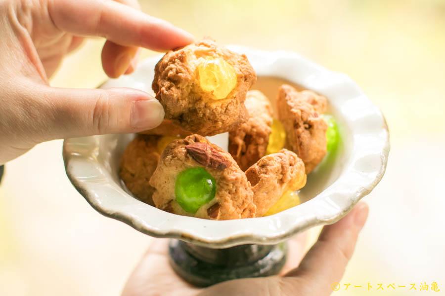画像1: 八木橋昇「黒呉須化粧 デザート鉢」