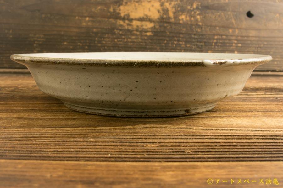 画像3: 寺村光輔「泥並釉 7寸リム浅鉢」