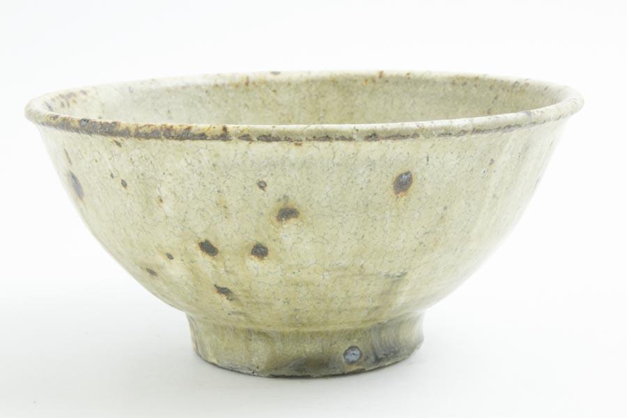 画像3: 田村文宏「灰釉粉引めし碗」
