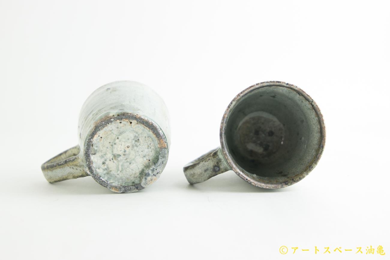 画像3: 八田亨「白掛 マグカップ」