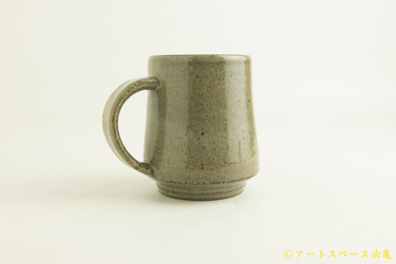 画像2: 寺村光輔「長石釉 マグカップ(大)」