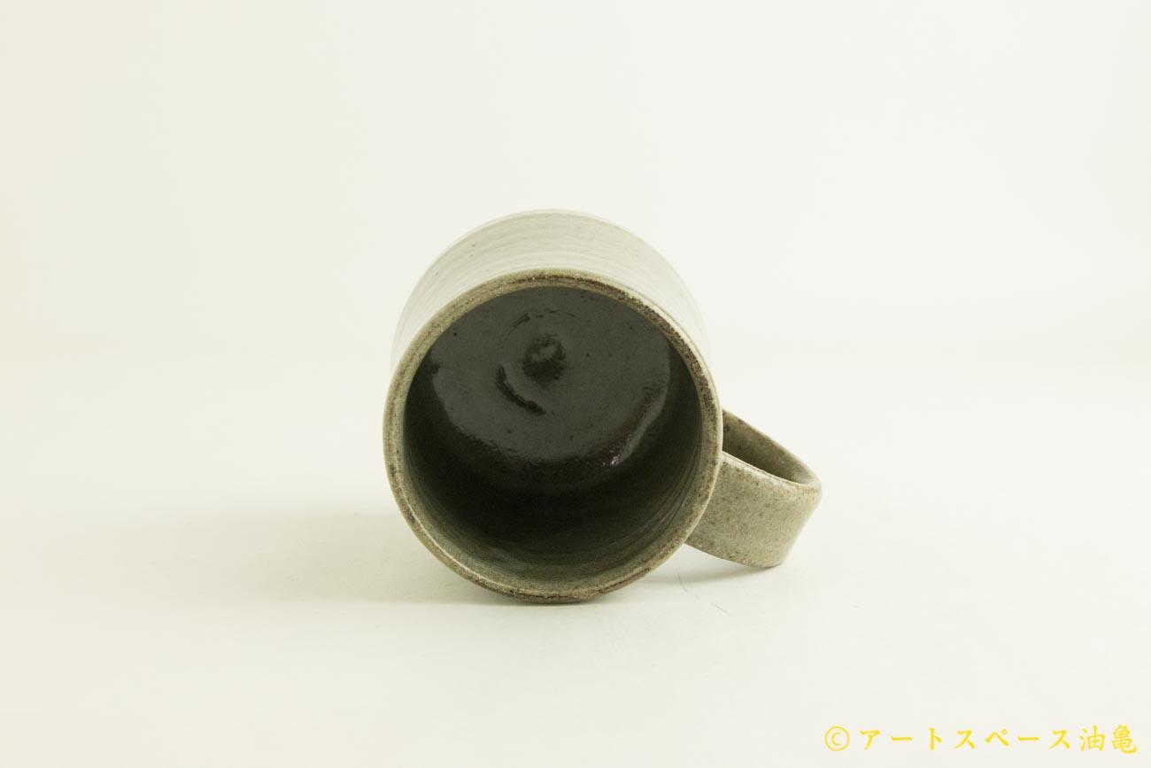 画像3: 寺村光輔「長石釉 マグカップ(大)」