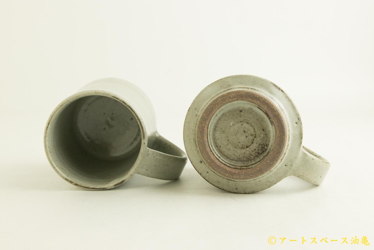 画像3: 寺村光輔「泥並釉 マグカップ」