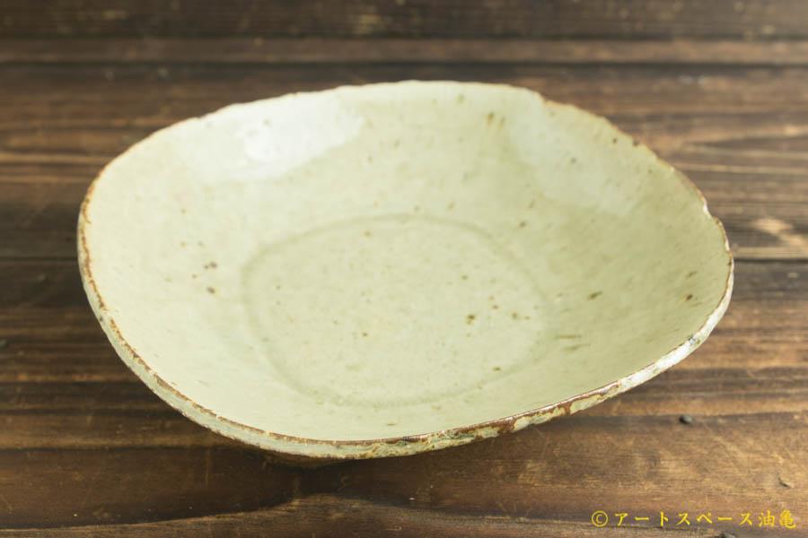 画像1: 日高伸治「方円鉢」