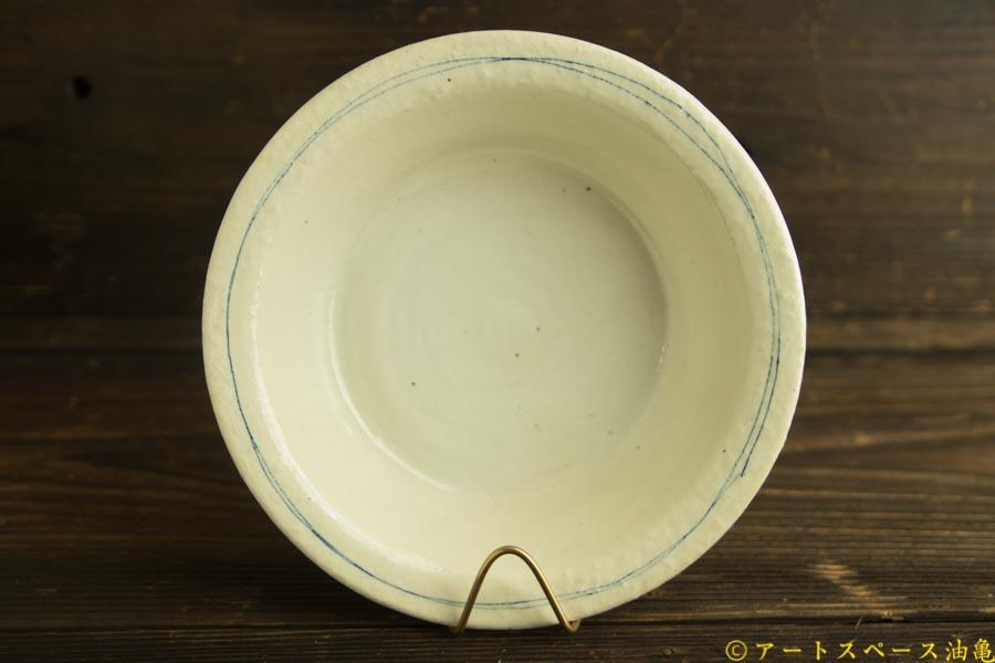 画像1: 古谷浩一「ゴス線 リム浅鉢」