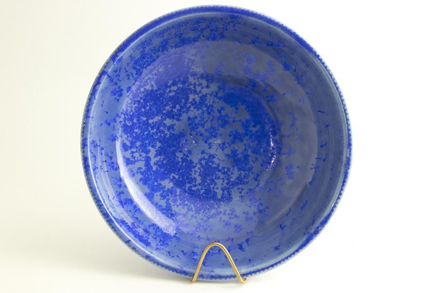 画像1: 内村宇博「アオ カレー皿」