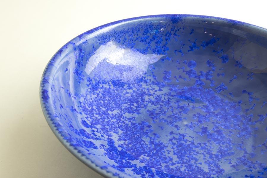 画像3: 内村宇博「アオ カレー皿」