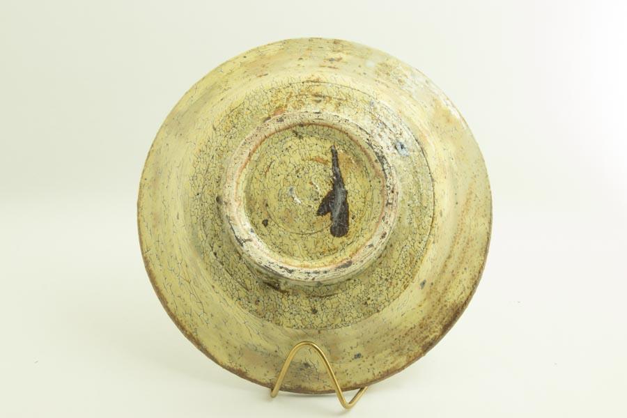 画像5: 工藤和彦「黃粉引 7寸リム皿」