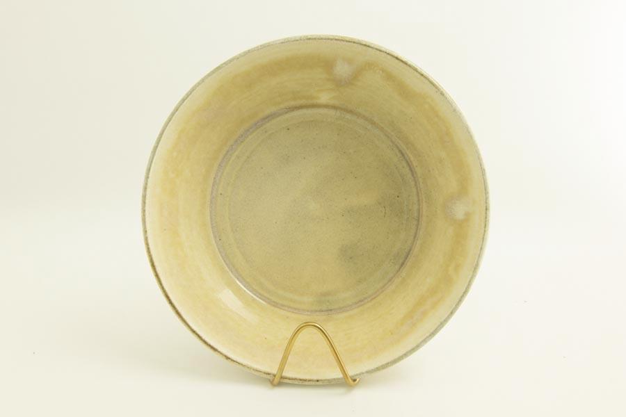 画像2: 八木橋昇「黄化粧 6寸平鉢」
