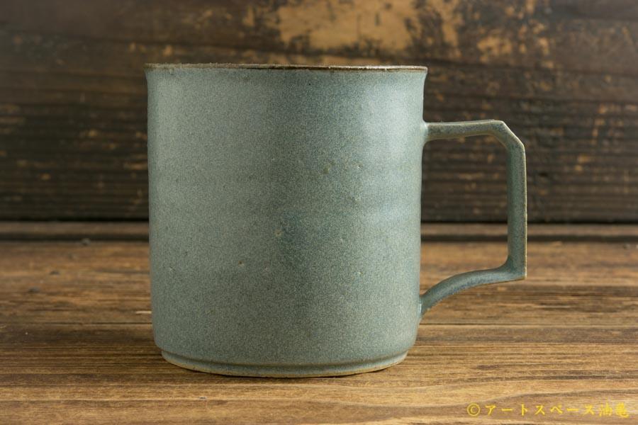 画像1: 土井康治朗「せとうちブルー マグカップ」