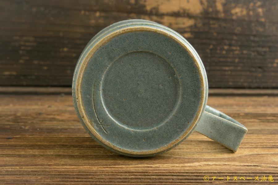 画像5: 土井康治朗「せとうちブルー マグカップ」