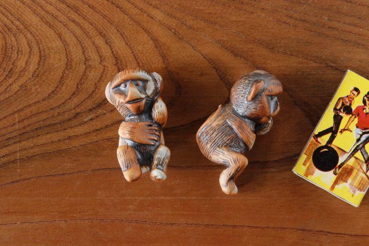 画像1: 江口誠基「猿のカトラリーレスト」