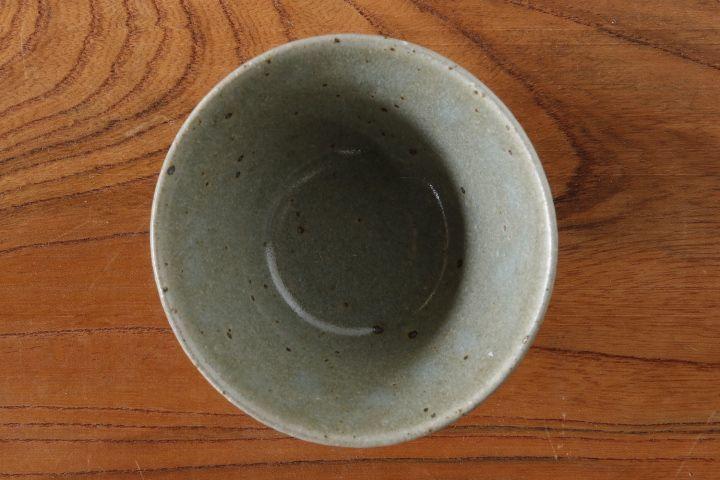 画像2: 江口誠基「三島骨模様カップ型小鉢」