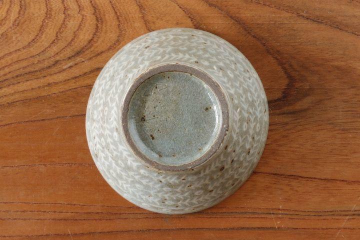 画像3: 江口誠基「三島骨模様カップ型小鉢」