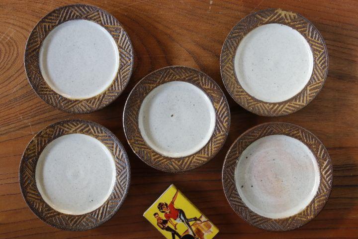 画像2: 江口香澄「アフリカ彫刻 豆皿」【アソート作品】