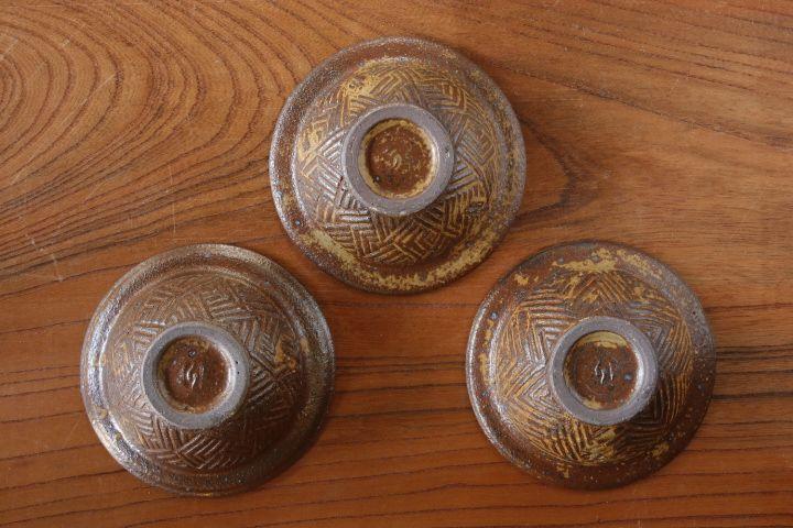 画像2: 江口香澄「アフリカ彫刻 帽子豆鉢」【アソート作品】