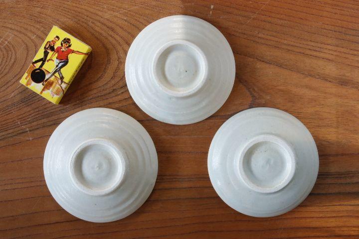画像3: 江口香澄「白 シンプルな豆皿」【アソート作品】