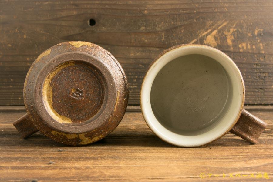 画像4: 江口香澄「アフリカ彫刻 マグカップ」