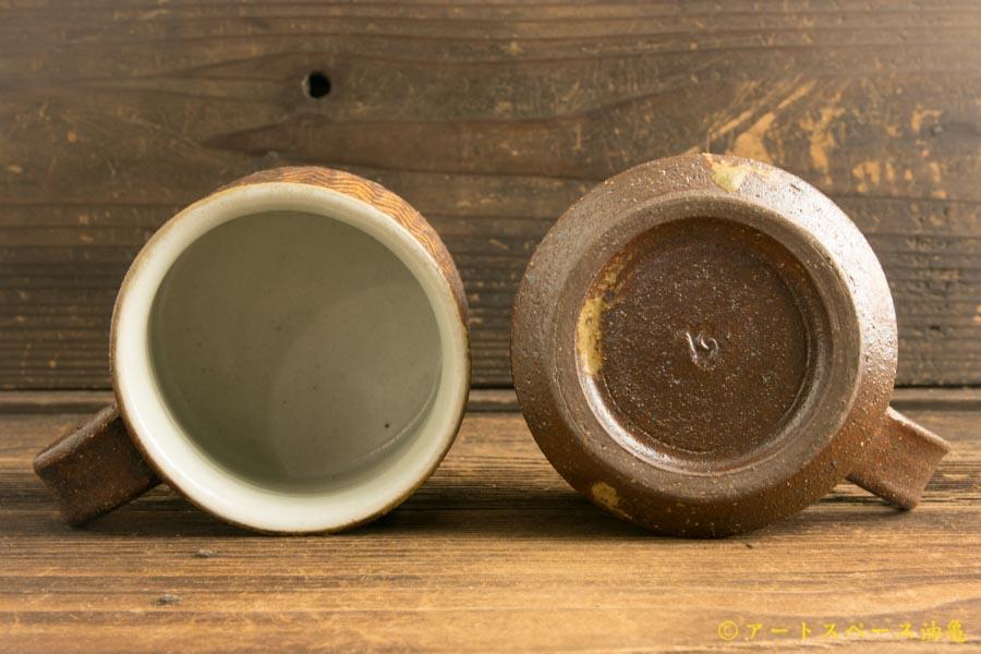 画像3: 江口香澄「アフリカ彫刻 マグカップ」