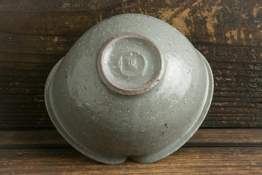 画像4: 古谷浩一「グレー釉 りんご鉢 小」
