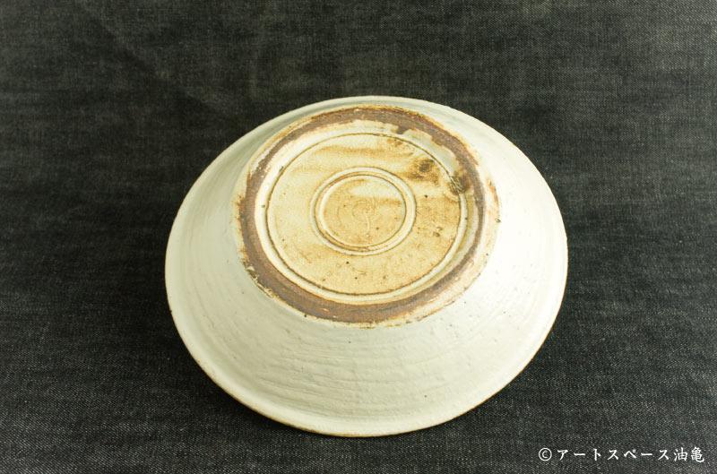 画像4: 古谷浩一 「渕荒横彫 カレー皿」#155