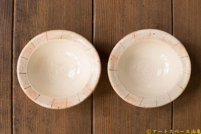 画像2: 古谷浩一 「たて鉄線 たわみ豆鉢」