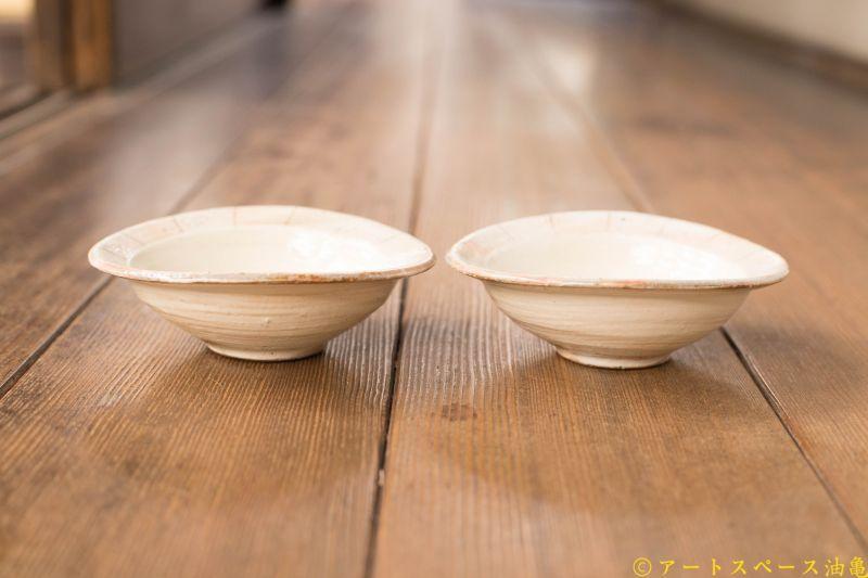 画像3: 古谷浩一 「たて鉄線 たわみ豆鉢」