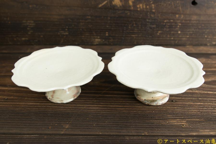 画像3: 古谷浩一「鉄散 彫刻コンポート皿 中」