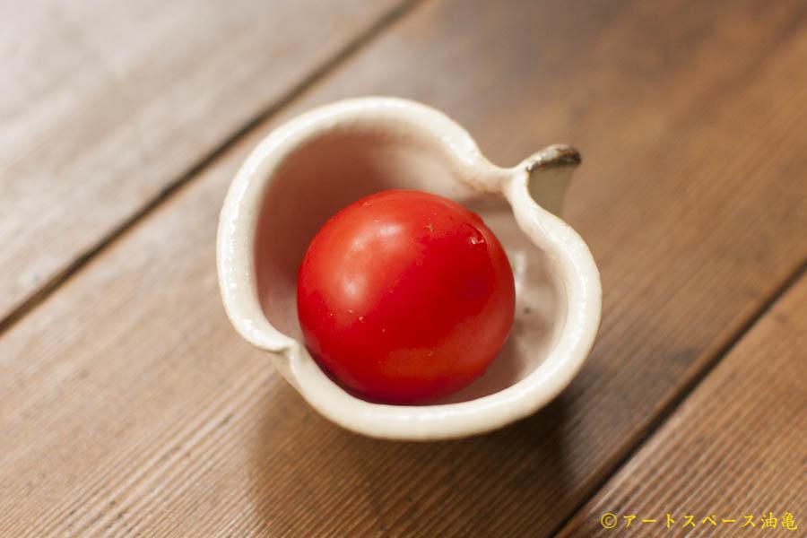 画像1: 古谷浩一「鉄散 ひめりんご鉢」