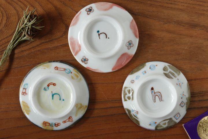 画像2: 浜坂尚子「ろくろ豆皿」